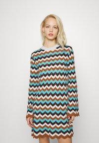 M Missoni - DRESS - Jumper dress - multicolor - 0
