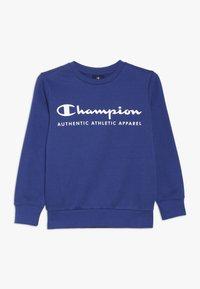 Champion - AMERICAN CLASSICS CREWNECK  - Mikina - royal blue - 0