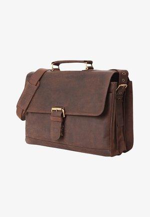 Briefcase - nutmeg