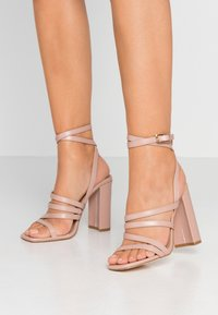 Even&Odd - High heeled sandals - nude - 0