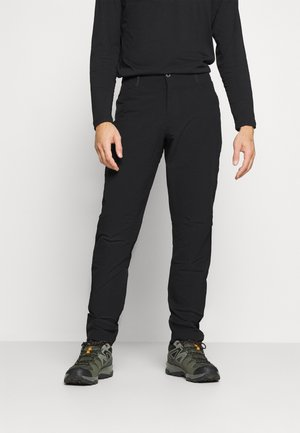CRESTON PANT - Outdoor trousers - black