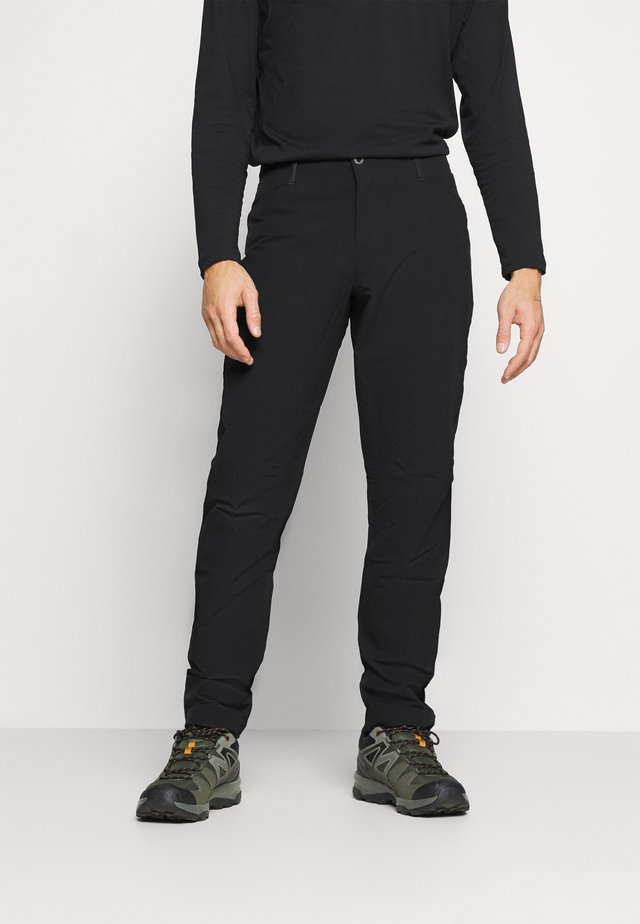 CRESTON PANT - Outdoor trousers - black