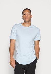 Only & Sons - ONSMATT  5 PACK - T-shirt - bas - black/white/blue - 4