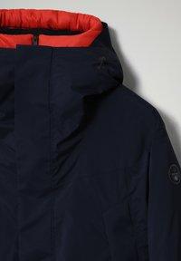 Napapijri - FAHRENHEIT - Winter coat - blu marine - 4