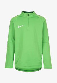 Nike Performance - DRY ACADEMY 18 DRILL - Long sleeved top - green - 0
