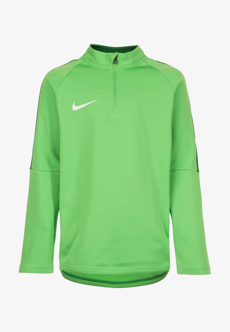 Nike Performance - DRY ACADEMY 18 DRILL - Long sleeved top - green