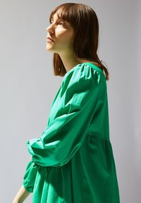Trendyol - Maxi dress - green - 4