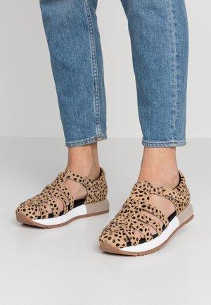 LIVERMORE - Zapatillas - brown