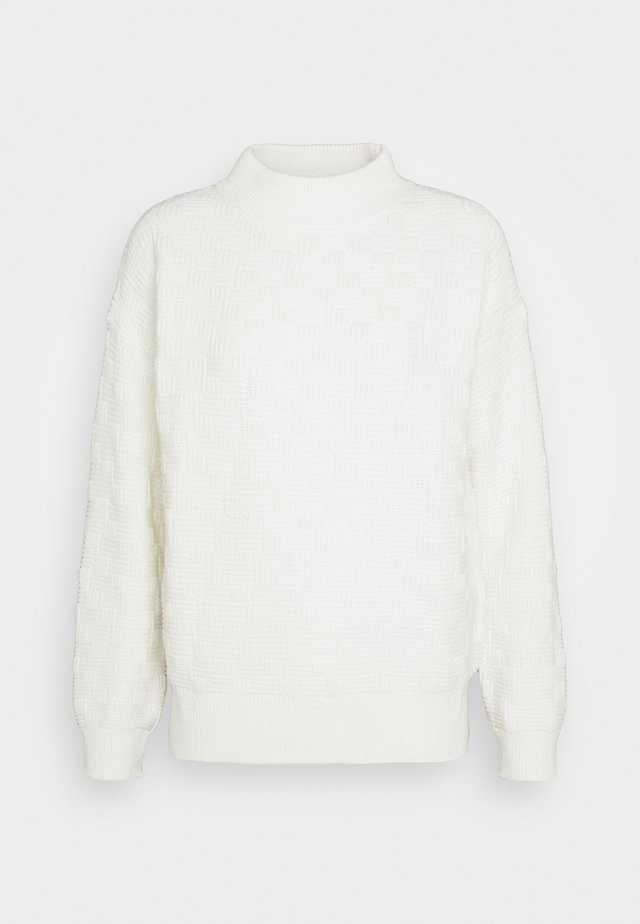 Trui - wool white