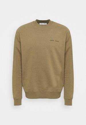 NORSBRO CREW NECK   - Športni pulover - covert green