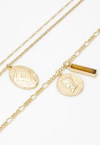 ERASE - COIN AND LOCKET 2 PACK - Halskæder - gold-coloured - 4