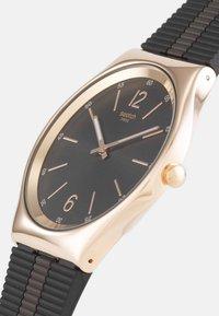 Swatch - BIENNE BY NIGHT - Reloj - brown - 3