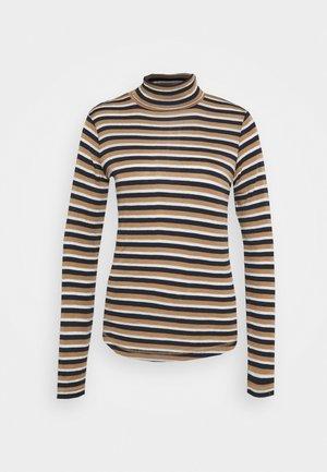 WENDY - Long sleeved top - brown