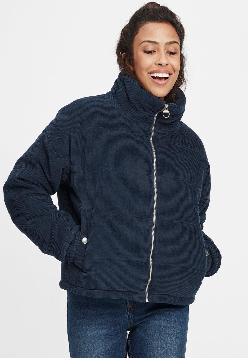 Oxmo - VIDETTA - Winter jacket - dress blues