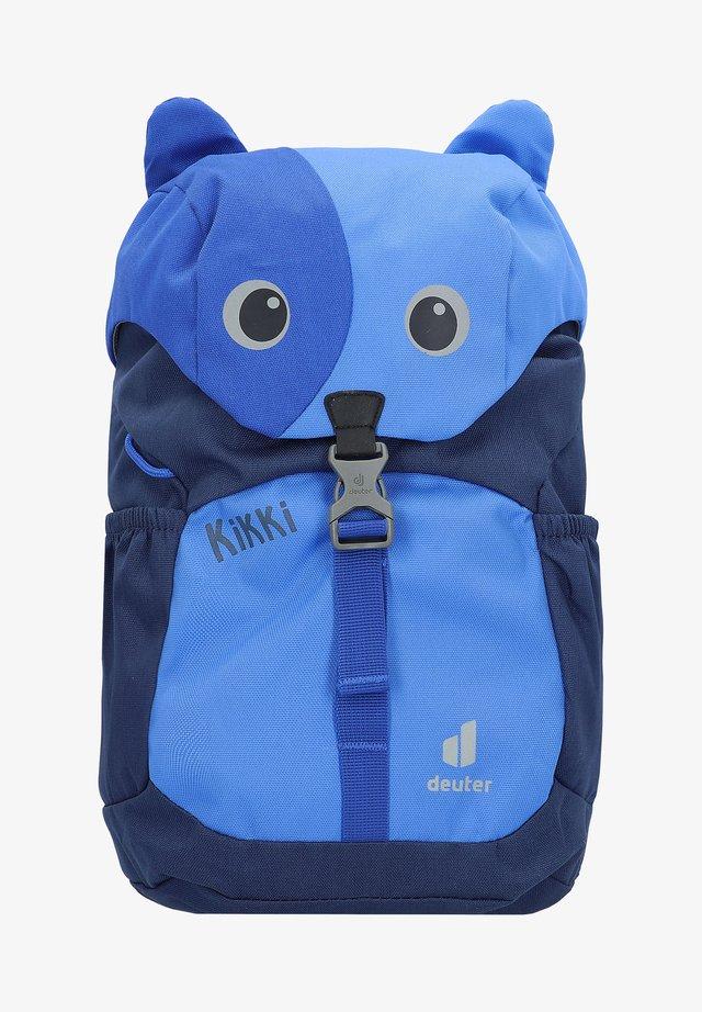KIKKI UNISEX - Rucksack - blue