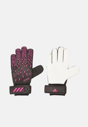 PRED - Brankářské rukavice - black