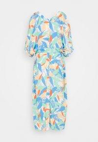 Monki - CARRO KAFTAN - Skjortekjole - multi-coloured - 1