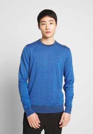 C NECK - Svetr - blue