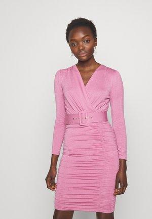 AFA - Robe de soirée - pink