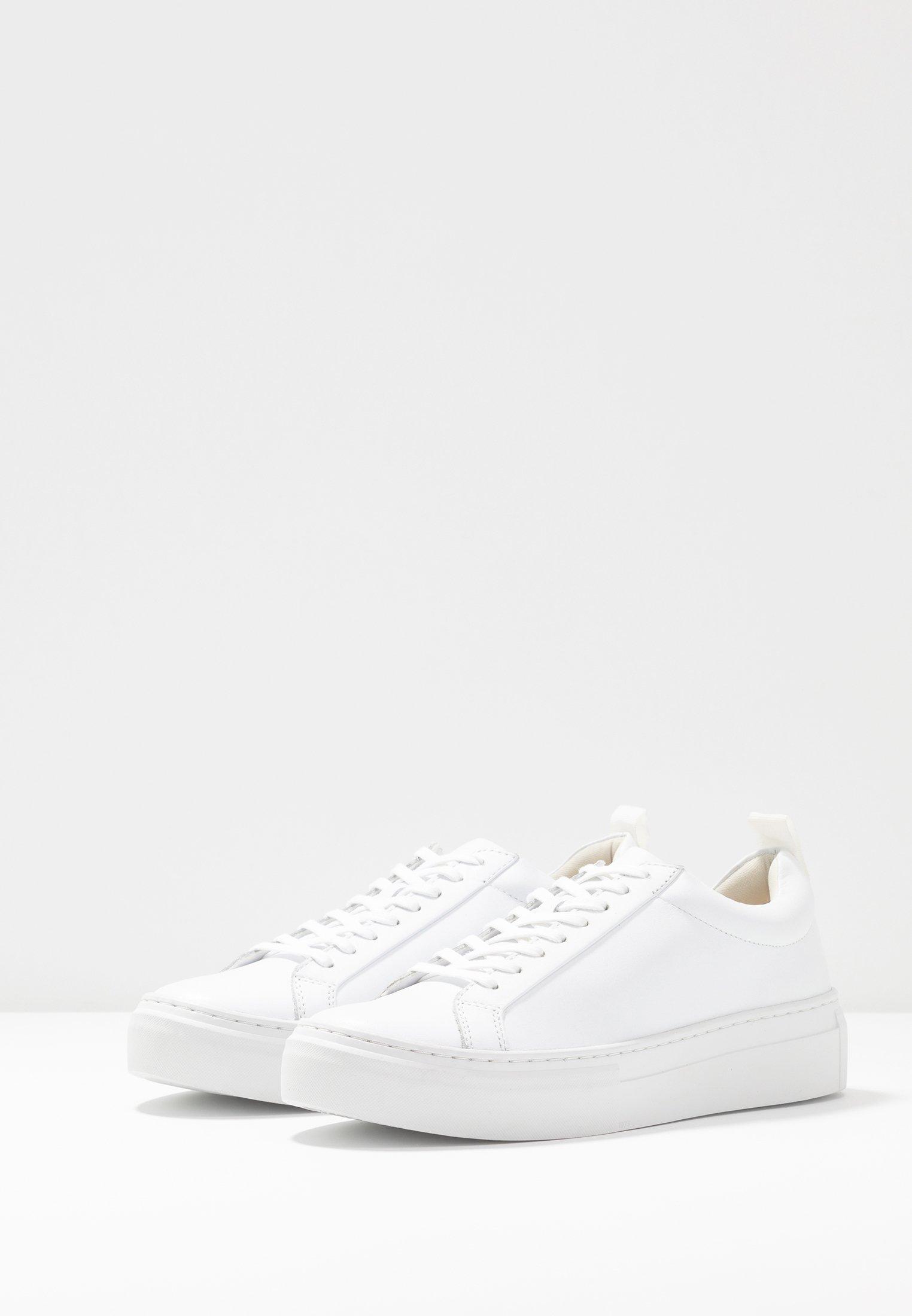 ZOE PLATFORM Sneaker low white