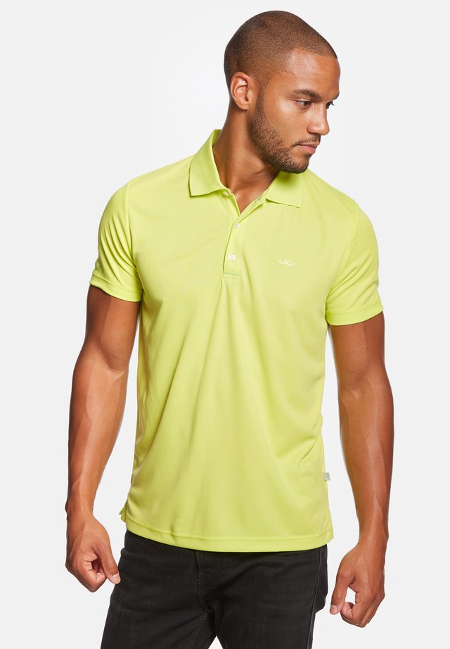 ECLIPSE - Polo - light lime