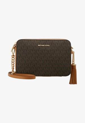 CROSSBODIES CAMERA BAG - Skulderveske - brown