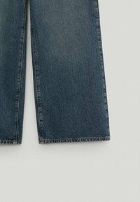 Massimo Dutti - Flared Jeans - dark blue - 5