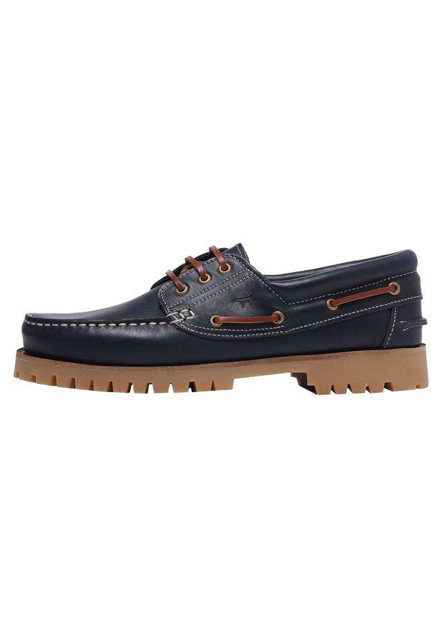 Boat shoes - blue