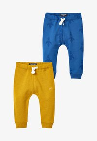 Next - 2 PACK - Trousers - blue - 0