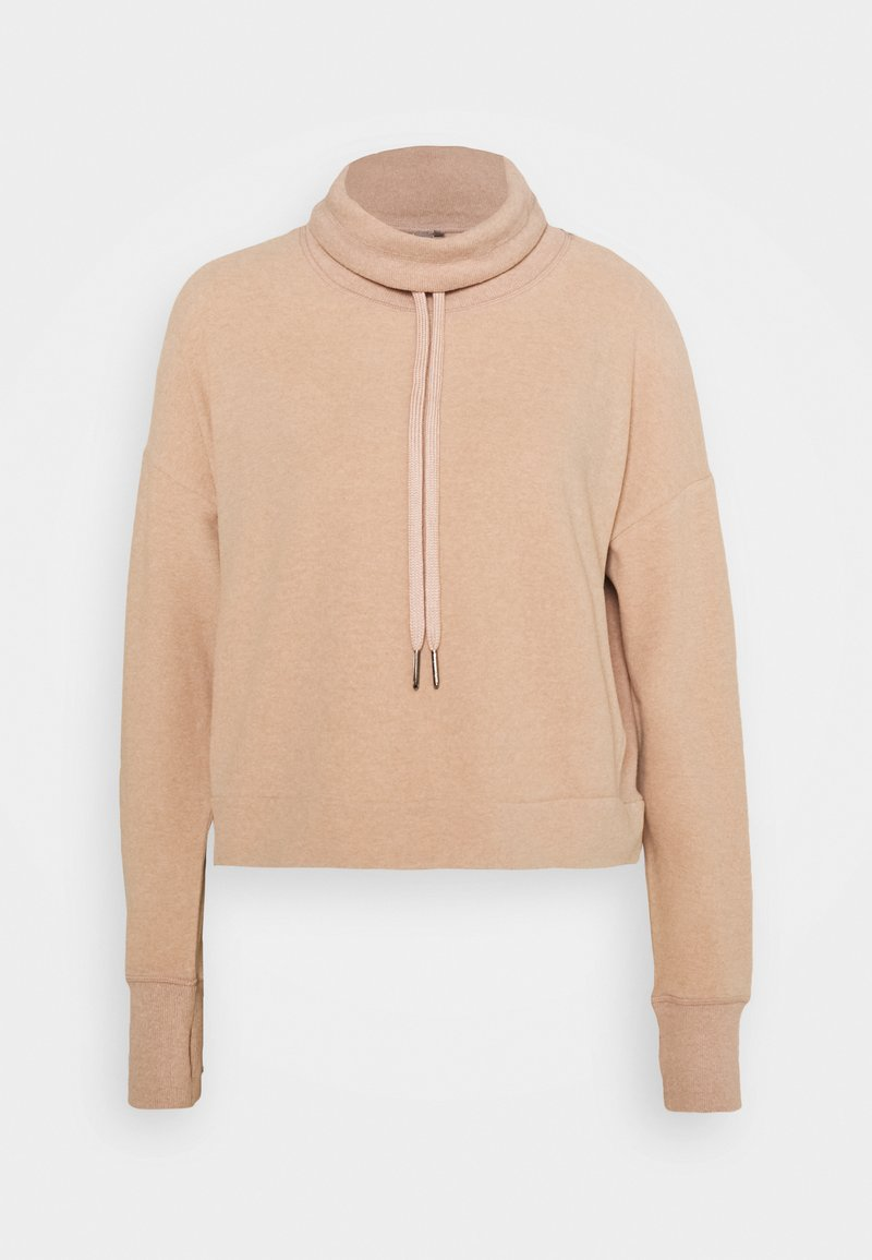 Sweaty Betty - HARMONISE LUXE - Sweater - misty rose pink