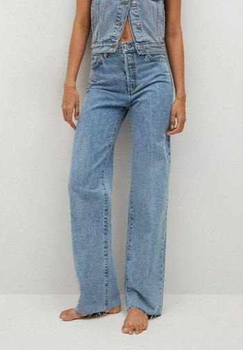 Bootcut jeans - medium blue