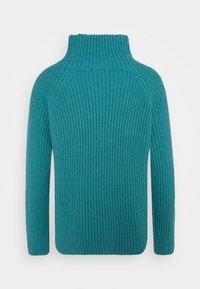 DRYKORN - ARWEN - Sweter - teal - 1