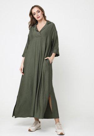 CLARISSE - Maxi dress - khakifarben