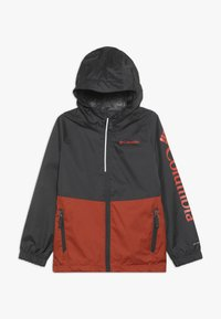 Columbia - DALBY SPRINGS JACKET - Outdoor jacket - carnelian red/shark - 0