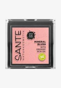 Sante - MINERAL BLUSH - Blusher - 01 mellow peach - 0