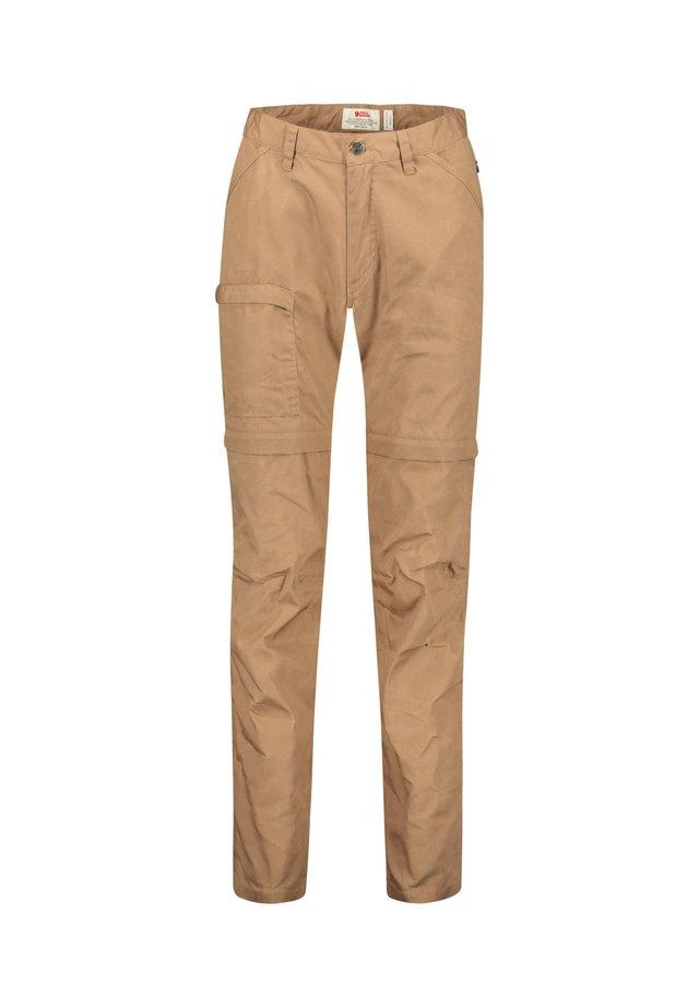 Trousers - beige (120)