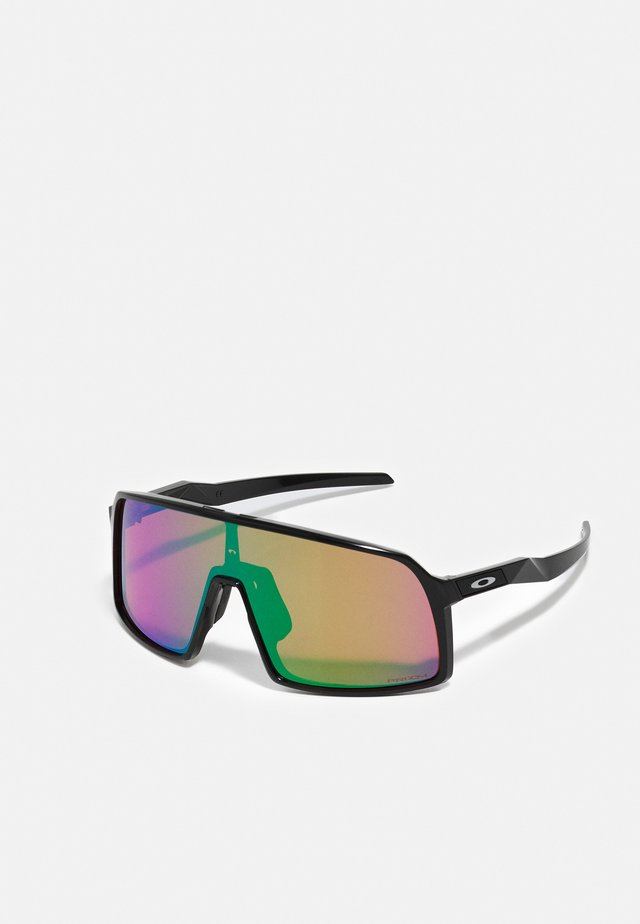 SUTRO UNISEX - Sports glasses - polished black