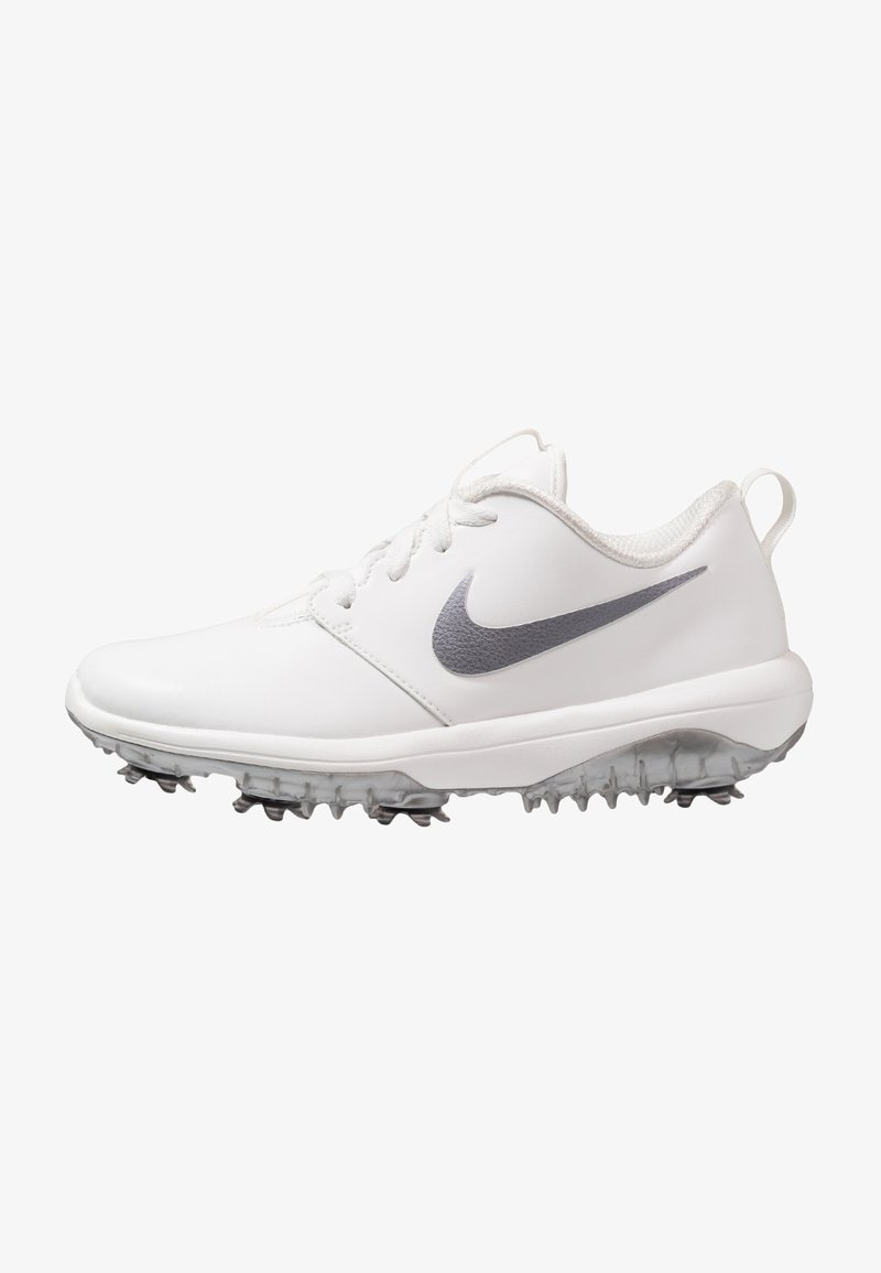 Nike Golf - ROSHE G TOUR - Golfové boty - summit white/metallic cool grey
