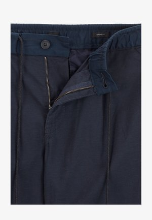 SYMOON - Trousers - dark blue