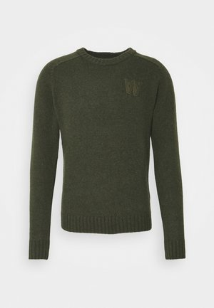 KEVIN - Jumper - dark green