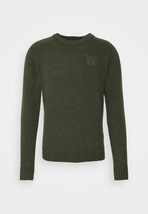 KEVIN - Stickad tröja - dark green