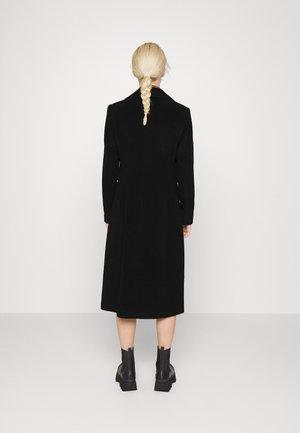 CAPPOTTO LUNGO MONGOLIA - Klasický kabát - nero