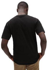 Vans - MN STILL LIFE SS - Print T-shirt - black - 1