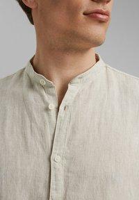 Esprit - MELANGE - Shirt - light beige - 3