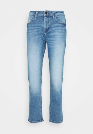 JDYNEWTYSON LIFE GIRLFRIEND - Relaxed fit jeans - light blue denim