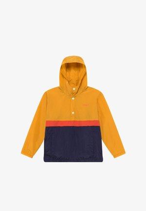 COLOUR BLOCK  - Lehká bunda - yellow/navy