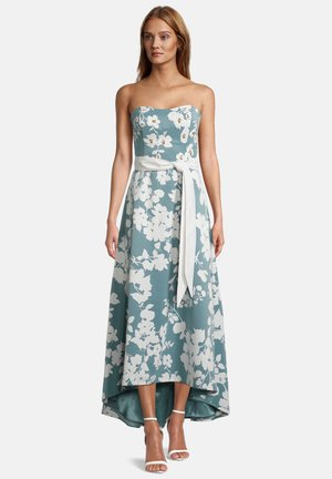 Maxi dress - light blue/cream