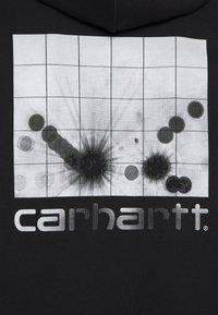 Carhartt WIP - HOODED REFLECTIVE HEADLIGHT - Mikina skapucí - black /reflective grey - 2