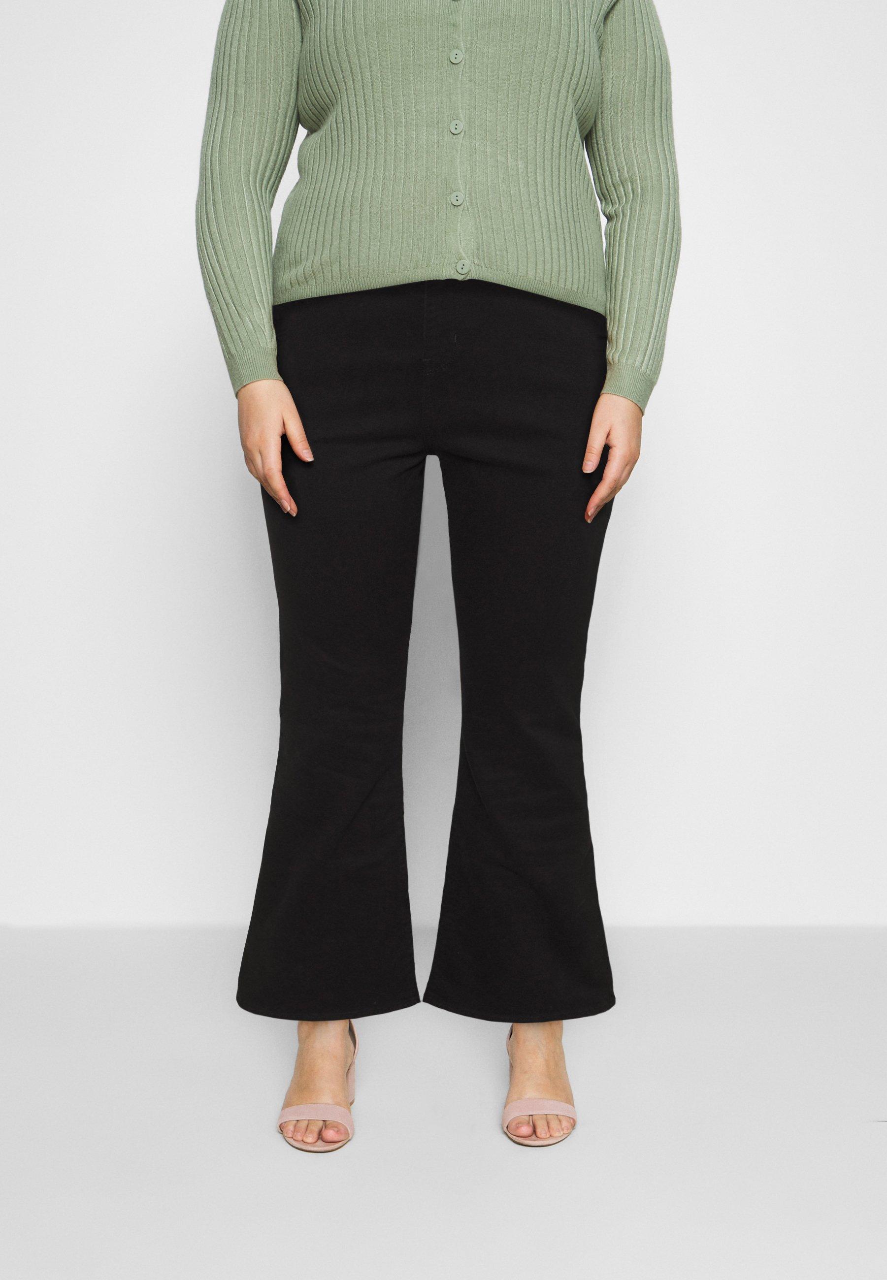 Damer 725 PL HR BOOTCUT - Jeans Bootcut
