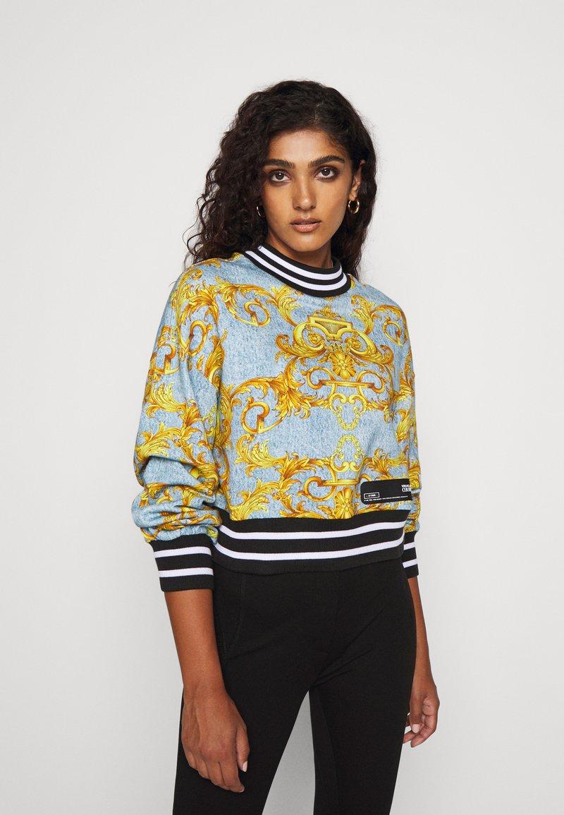 Versace Jeans Couture - Sweatshirt - azzurro scuro